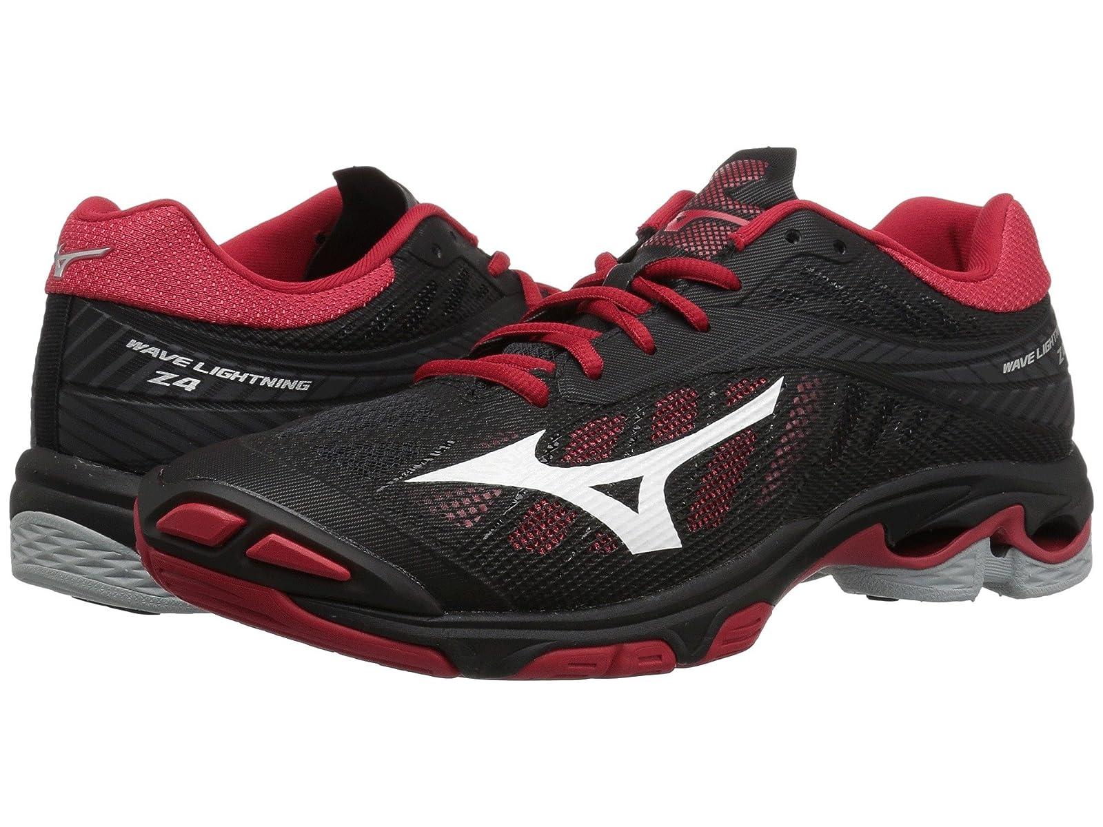 Mizuno Wave Lightning Z4Atmospheric grades have affordable shoes