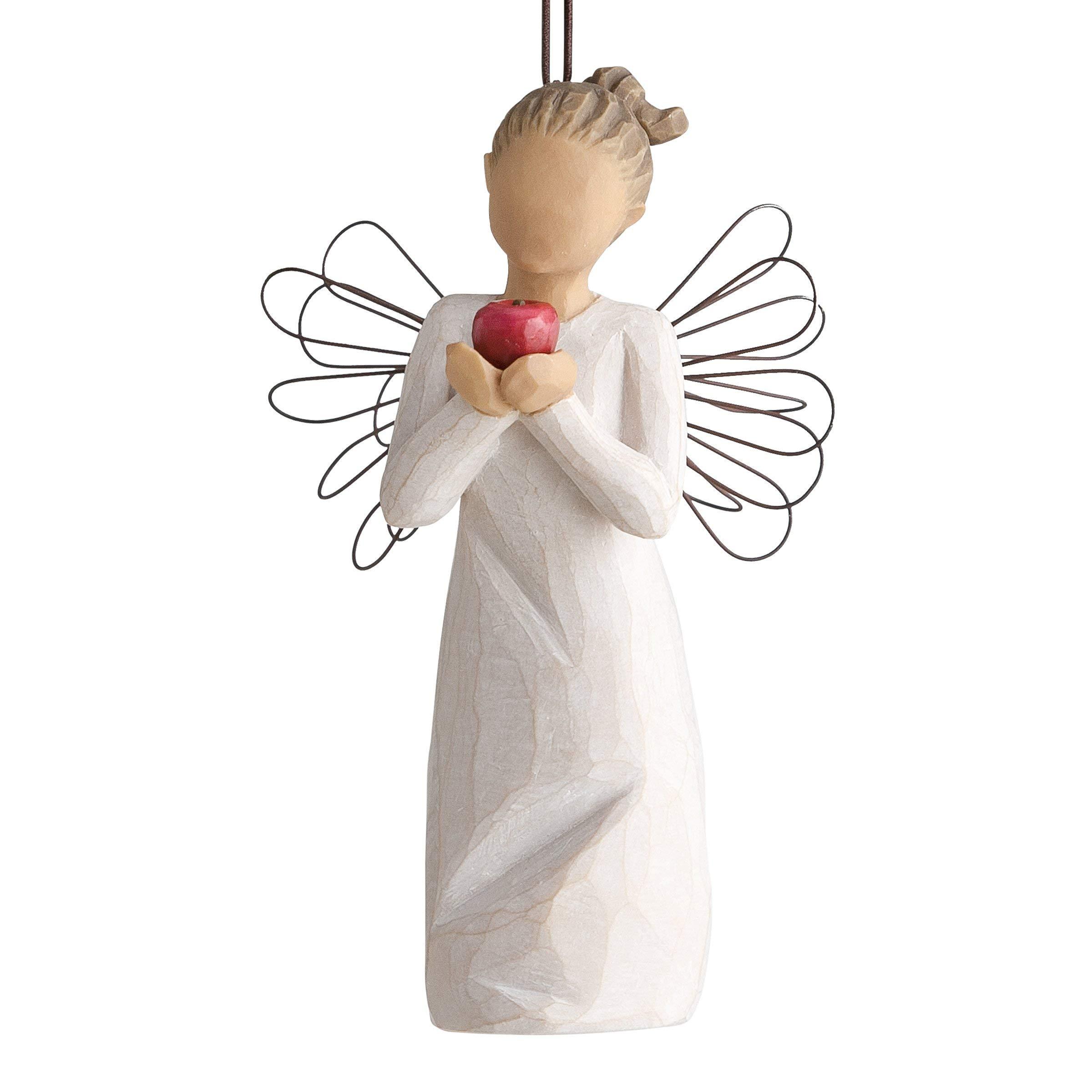 Demdaco DD26079 Willow Tree Angel of Caring Figurine