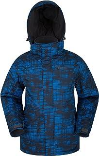 Mountain Warehouse Chaqueta de esquí Estampada Shadow para Hombre