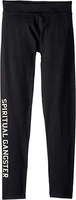 Spiritual Gangster Kids - SG Varsity Legging Pants (Toddler/Little Kids/Big Kids)