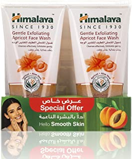 Himalaya Gentle Exfoliating Apricot Face Wash Is a Soap-Free, Daily-Use, Exfoliating Face Wash That Effectively Cleanses Y...