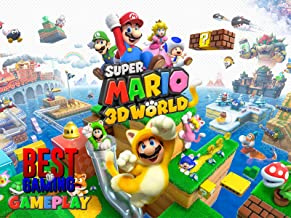 Clip: Super Mario 3D World Gameplay - Best of Gaming!