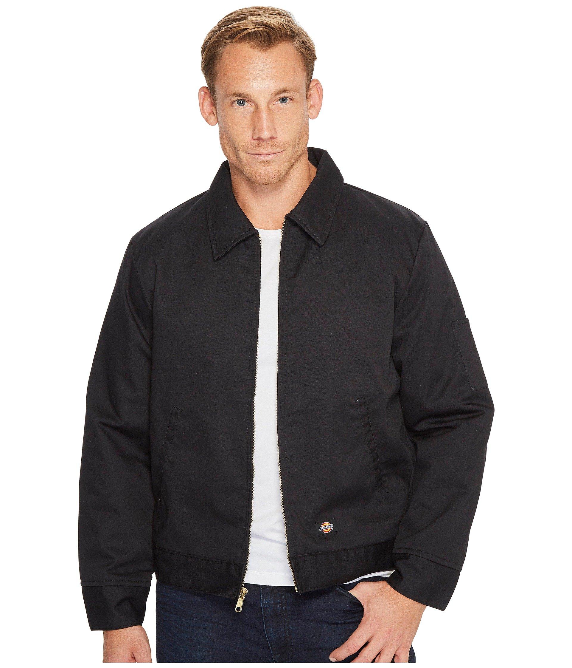 Insulated Twill Eisenhower Jacket