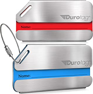 03b47354b341 Amazon.com: Silvers - Luggage Tags / Luggage Tags & Handle Wraps ...