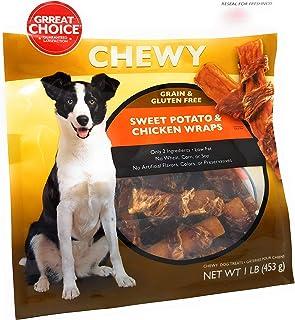 Chewy Grain & Gluten Free Sweet Potato & Chicken Wraps