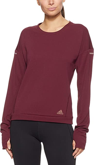 Adidas Women's Supernova Run Cru Sweatshirt