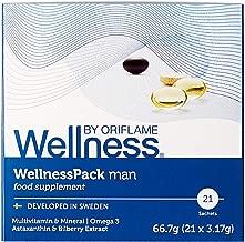 Buy 3 Get 1 Free WELLNESS BY ORIFLAME WellnessPack Man