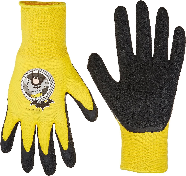 Midwest Gloves Long-awaited Max 77% OFF Gear SFB100T-T-AZ-6 Grip SFB100T-T-DC-12 Batman