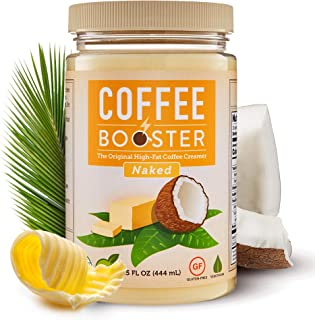 Keto Coffee Creamer – Organic Coconut Oil – Keto Creamer For Coffee –..