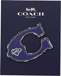COACH - Pretty Coach C Sticker