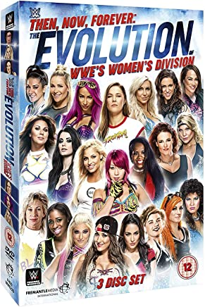 Wwe: Then, Now, Forever: the E