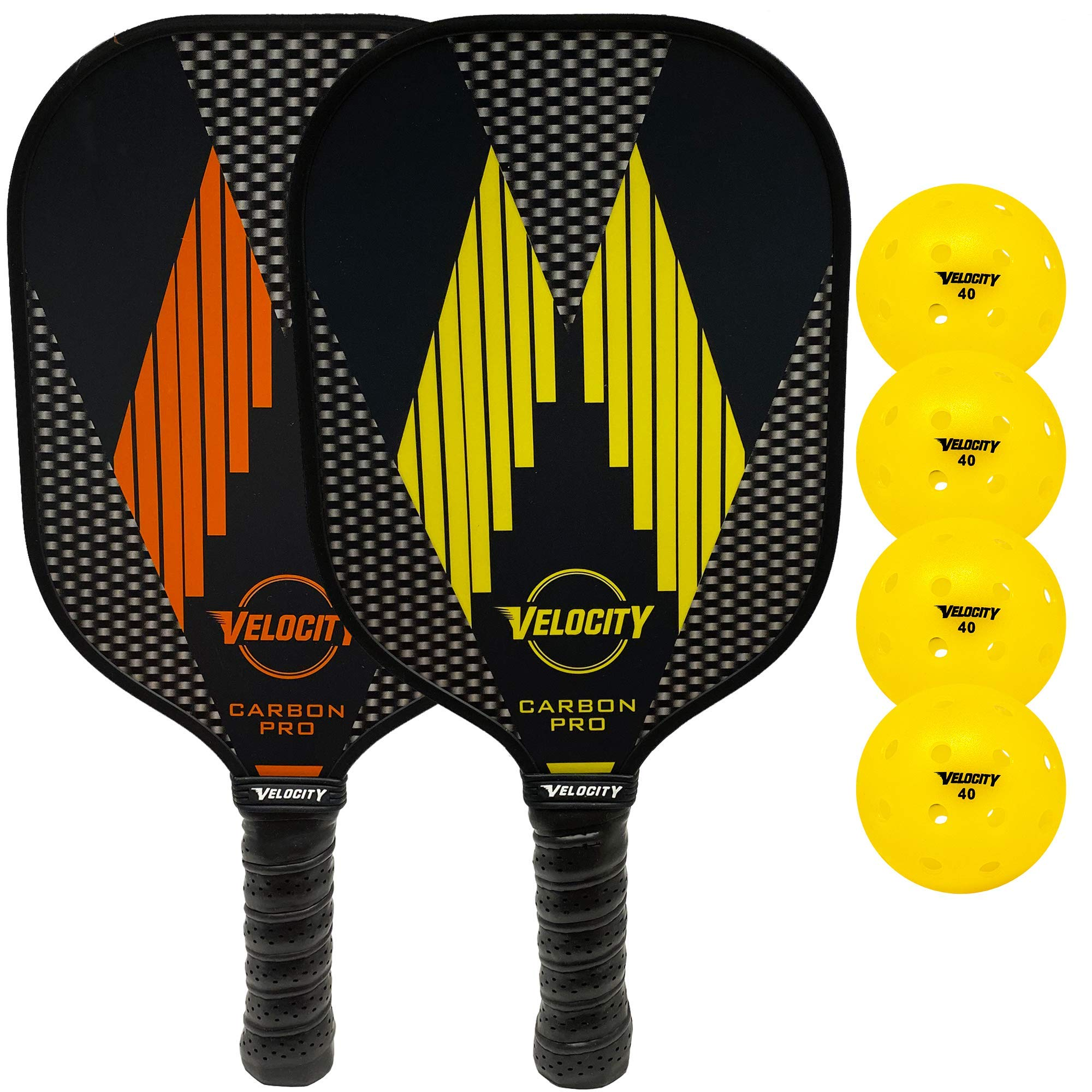 Velocity Carbon Graphite Paddle s : Sizes: 1 2 & 4 Pad -PSS3