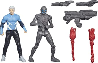 Marvel Avengers Age of Ultron Quicksilver and Sub Ultron 009