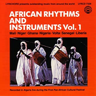 Ghana: Voices & Percussion