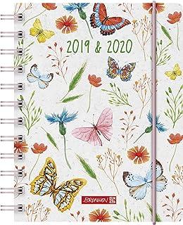 BRUNNEN Schülerkalender 2019/20 Schmetterling