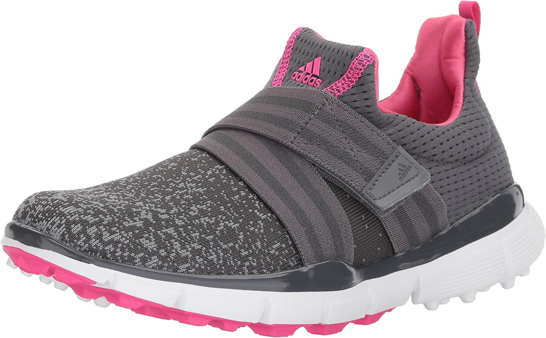 adidas Women's Climacool Golf Knit Shoe Dedication Selling rankings