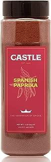 Castle Foods | SPANISH PAPRIKA, 16 oz Premium Restaurant Quality