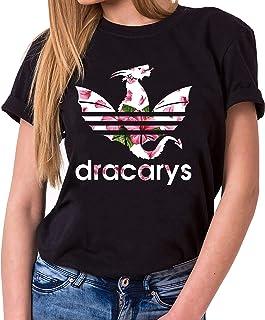 Antibióticos dolor de cabeza Eslovenia  Amazon.es: Dracarys - Camisetas / Camisetas y tops: Ropa