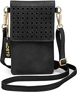 Cell Phone Purse, Lightweight Small Wallet Purses and Handbags with 2 Shoulder Strap for Women