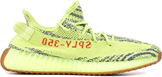 YEEZY BOOST 350 V2 'SEMI FROZEN YELLOW' (Contact Seller For Sizes)