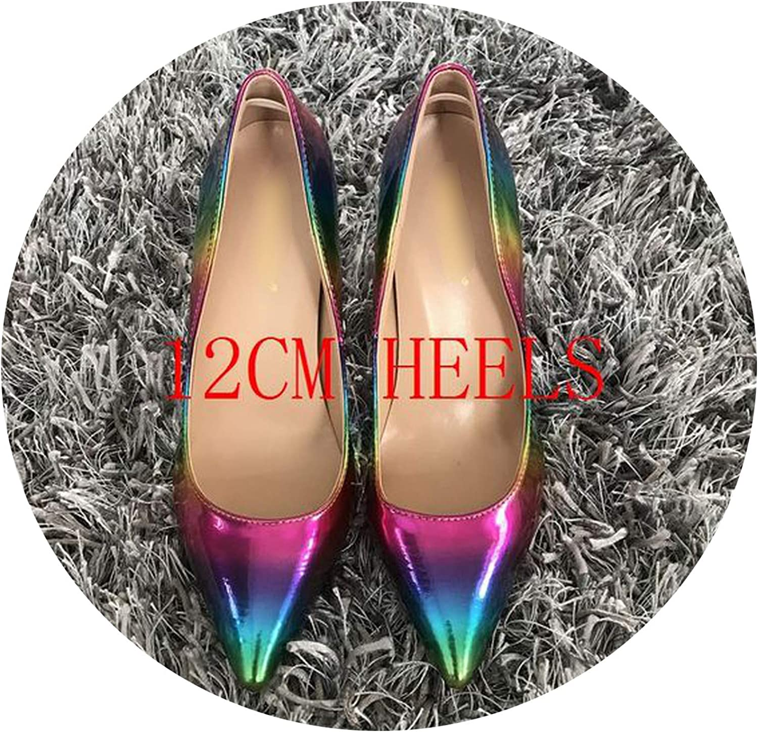 Woman shoes Sexy Stilettos High Heels 12cm 10cm 8cm Pointed Toe Women Pumps