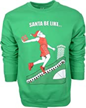 YoungLA Christmas Sweatshirt Funny Xmas Sweater Men and Women Basketball Gym 523