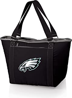 NFL Philadelphia Eagles Topanga Insulated Cooler Tote, Black