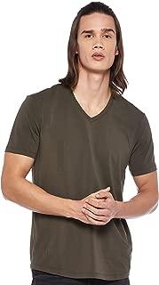 Armani Exchange Men's 8NZT85 T-Shirt, Green (Military Green 1840), X-Large