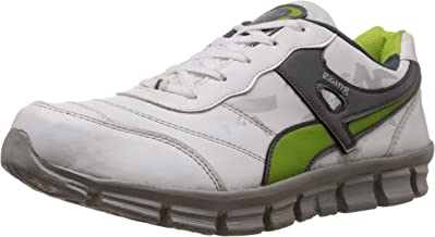 Ezing Men's Grey Running Shoes