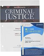 Bundle: Introduction to Criminal Justice, Loose-Leaf Version, 16th + MindTap Criminal Justice, 1 term (6 months) Printed Access Card, Enhanced