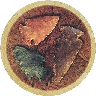 Thirstystone Stoneware Arrowhead Coaster, Multicolor