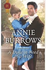 A Duke in Need of a Wife: A Regency Historical Romance Kindle Edition