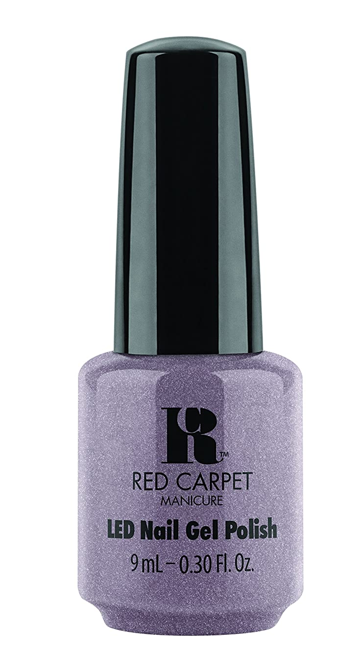 責カポック注文Red Carpet Manicure - LED Nail Gel Polish - One of a Kind - 0.3oz / 9ml