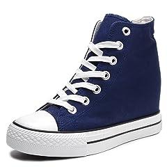 5cd0f20cc84 Hidden wedge sneakers - Casual Women's Shoes