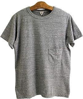 FilMelange (フィルメランジェ) DIZZY ディジー オーガニックコットンポケットTシャツ -CAMPION MELANGE-