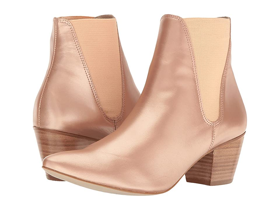 Matisse Matisse x Amuse Society Sass (Rose Gold Leather) Women