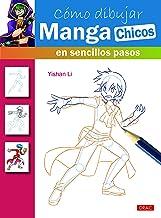 Cómo Dibujar Manga Chicos