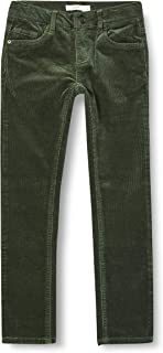 NAME IT Nkmrobin Cordctanic Pant CP Camp Panas para Niños