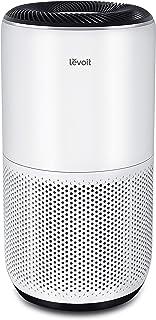 LEVOIT Luchtreiniger Slimme met Lasersensor en Alexa, 3-in-1 H13 HEPA-Filter, Tegen 99,97% Van Stofpollenrook Voor Mensen ...