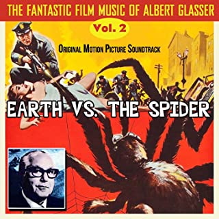The Fantastic Film Music of Albert Glasser, Vol. 2