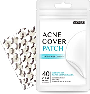 acne cover by AVARELLE