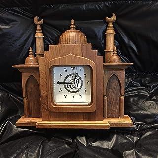 AZAN CLOCK モスク型爆音アザーン目覚まし時計(メッカAZAN3分間付き)
