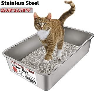 Best aluminum litter box Reviews