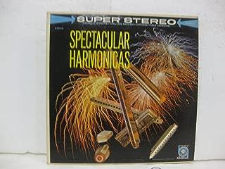 Spectacular Harmonicas Vinyl