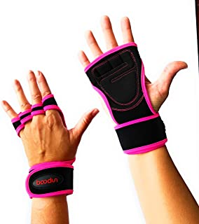 Women's Workout Gloves for Crossfit, Cycling, Weight Lifting – Pink - Medium