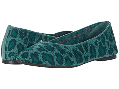 SKECHERS Cleo Claw-Some (Green) Women