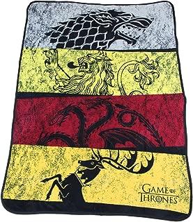 Rabbit Tanaka Game of Thrones Soft Fleece Throw Blanket 46