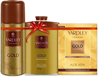 yardley gold aftershave lotion