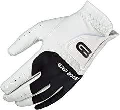 Grip Boost Men's Golf Gloves Hypertouch Pro Golf Glove Men - AAA Cabretta Leather Golfing Gloves