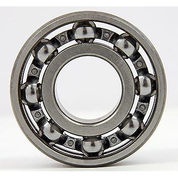Antrader Chrome Steel R188 Fidget Spinner Bearing High Speed Deep Groove Ball Bearing 1//4 x 1//2 x 3//16 Pack of 2